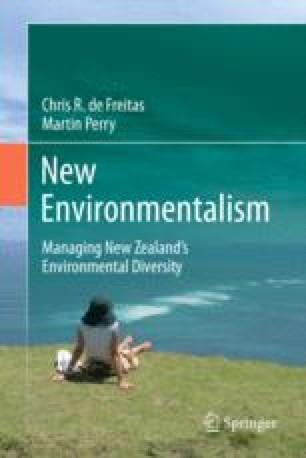 New Environmentalism