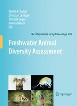 Freshwater Animal Diversity Assessment
