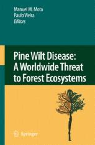 Pine Wilt Disease: A Worldwide Threat to Forest Ecosystems