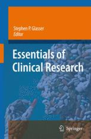 Essentials of Clinical Research