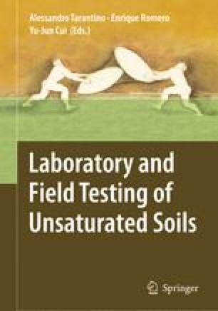 Laboratory and Field Testing of Unsaturated Soils