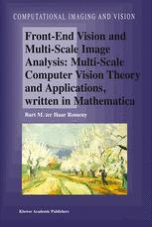 Front-End Vision and Multi-Scale Image Analysis