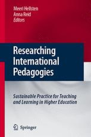 Researching International Pedagogies