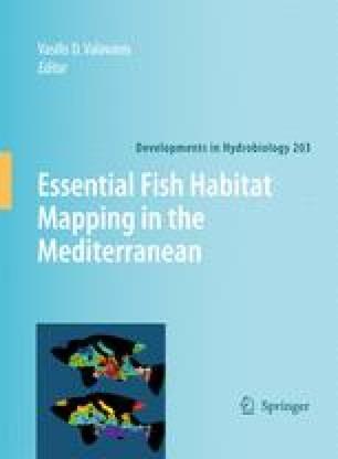 Essential Fish Habitat Mapping in the Mediterranean