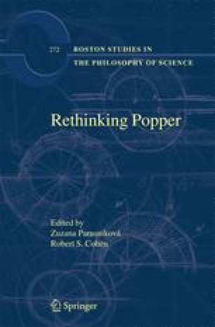Rethinking Popper