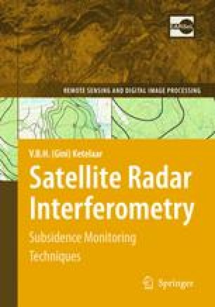 Satellite Radar Interferometry