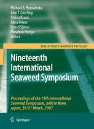 Nineteenth International Seaweed Symposium