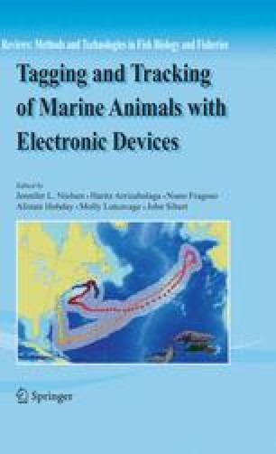 Tagging and Tracking of Marine Animals with Electronic Devices