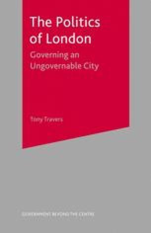 The Politics of London