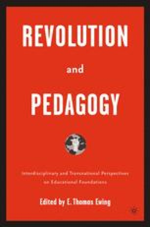 Revolution and Pedagogy