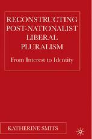 Reconstructing Post-Nationalist Liberal Pluralism