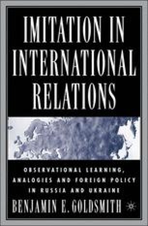 Imitation in International Relations