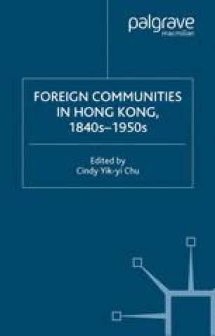 Foreign Communities in Hong Kong, 1840s–1950s