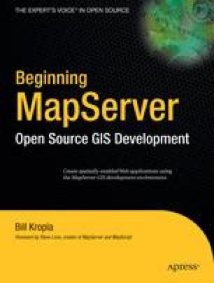 Beginning MapServer