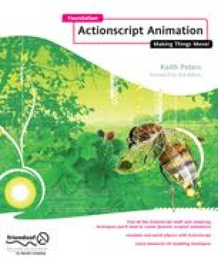 Foundation ActionScript Animation