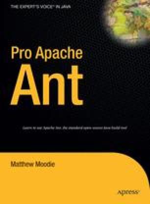 Pro Apache Ant