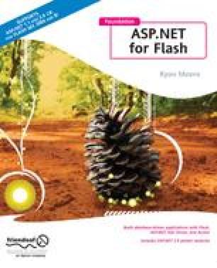 Foundation ASP.NET for Flash