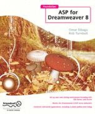 Foundation ASP for Dreamweaver 8