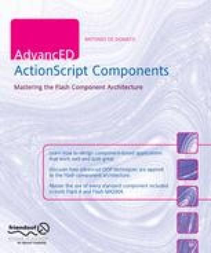 AdvancED ActionScript Components