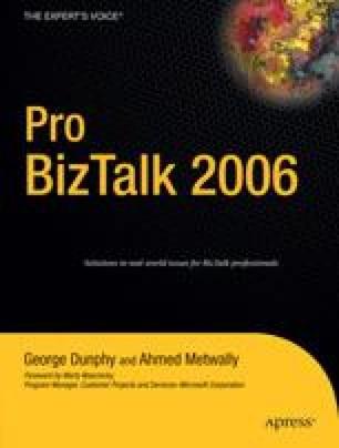 Pro BizTalk 2006