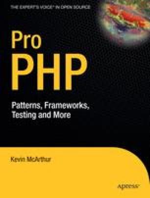 Pro PHP