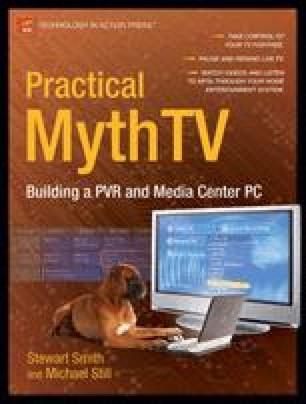Practical MythTV