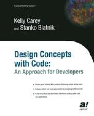 Design Concepts with Code