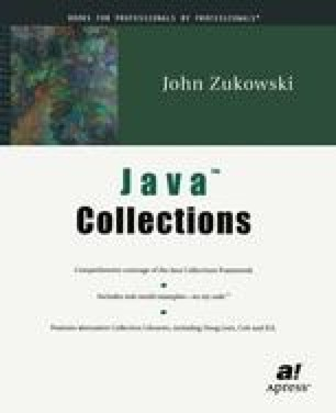 Java™ Collections