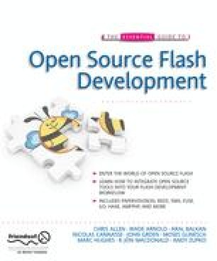 The Essential Guide to Open Source Flash Development
