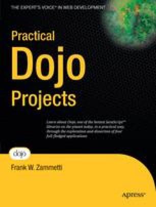 Practical Dojo Projects