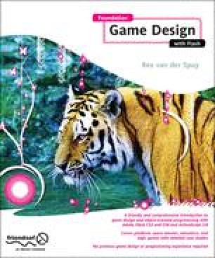 Advanced Object And Character Control SpringerLink - Advanced game design with flash