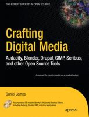 Crafting Digital Media
