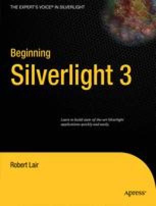 Beginning Silverlight 3