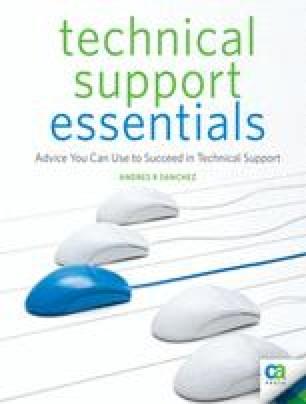 Technical Support Essentials
