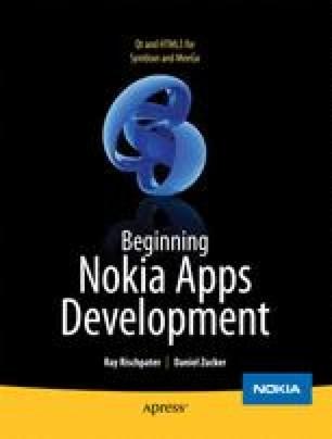 Beginning Nokia Apps Development