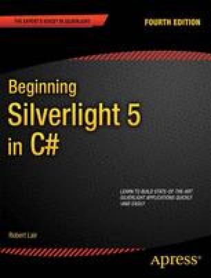 Beginning Silverlight 5 in C#