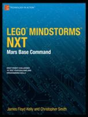 LEGO® MINDSTORMS® NXT