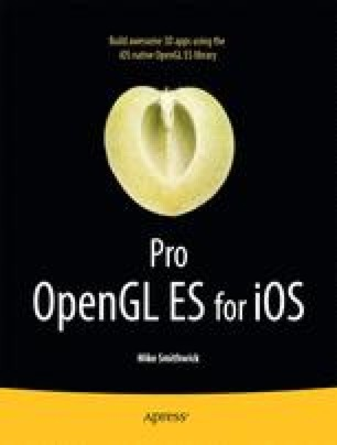 Pro OpenGL ES for iOS