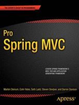 Spring Mvc Ebook