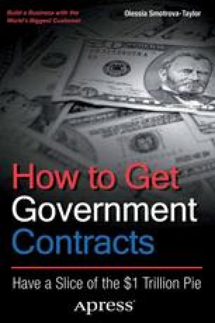 How to Get Government Contracts