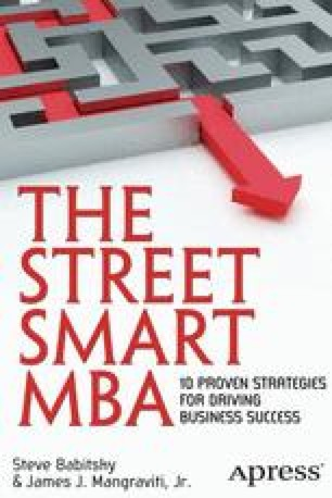 The Street Smart MBA