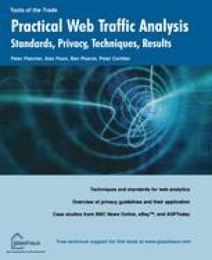 Practical Web Traffic Analysis