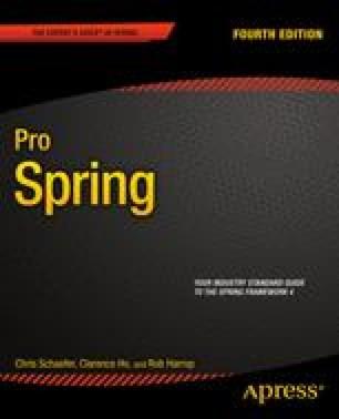 Task Scheduling in Spring | SpringerLink