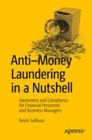 Anti–Money Laundering in a Nutshell