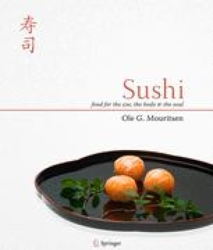 SUSHI Food for the eye, the body & the soul
