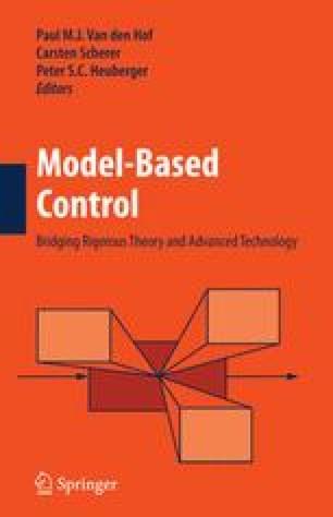 Model-Based Control: