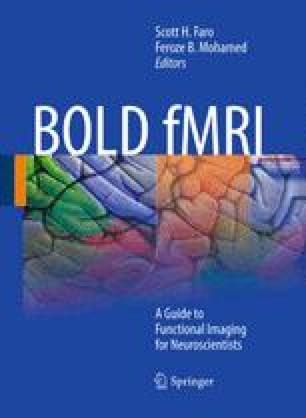 BOLD fMRI