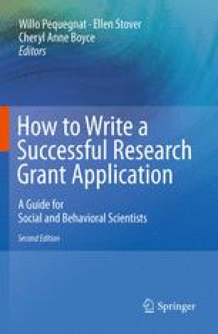 How to Write a Successful Research Grant Application
