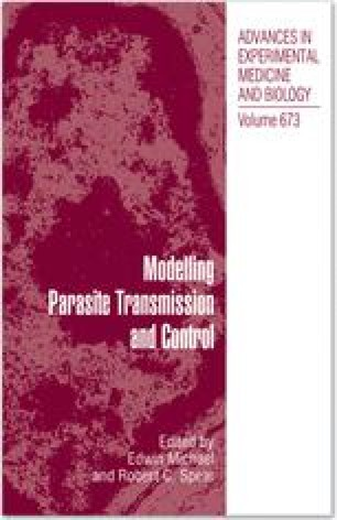 Modelling Parasite Transmission and Control
