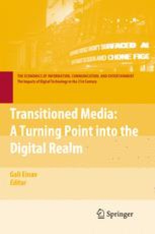TV for the Twenty-First Century: The Video Ad Model in Transition ...